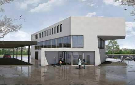 LUX - Hochmodernes Bürogebäude in Top-Lage KfW 55