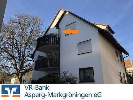 Ein Wimpernschlag zum Ortskern! 4-Zimmer-Wohnung in Asperg