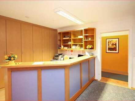 Barrierefreie und gepflegte Praxis/Büroräume im Erdgeschoss