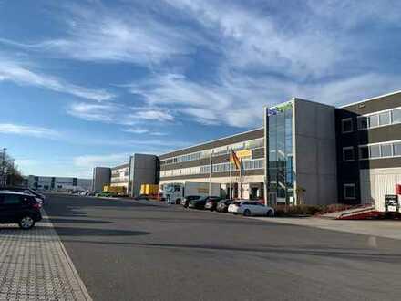 PROVISIONSFREI und Exklusiv bei Knight Frank**10.000 m² Halle + Büro** 23 Rampentore