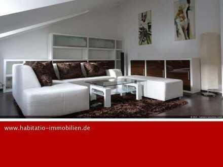 ***Traumhafte DG-Wohnung in denkmalgeschützem Altbau-möbliert vermietet***