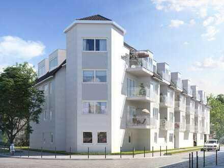 3 Zi. - Erstbezug in modernem Neubau mit Einbauküche und Stellplatz