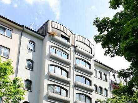 Attraktive 2-Zimmer-Wohnung in MA-Schwetzingerstadt