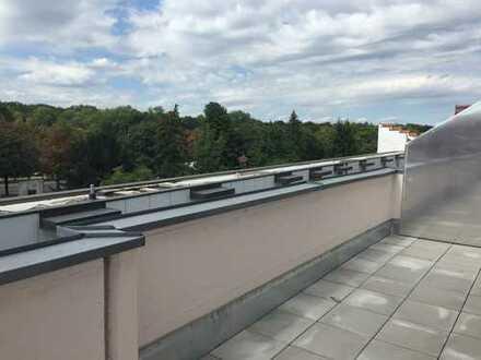 Sonnige 2 ZKB mit Balkon in südlichem Teil der Altstadt