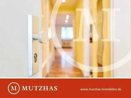 Strategisch perfekt gelegenes und großzügiges 1-Zi.-Appartement in Schwabing mit Westloggia