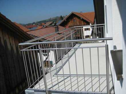Schöne fünf Zimmer Wohnung in Ostallgäu (Kreis), Halblech