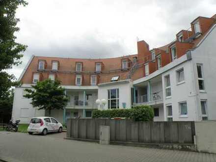 Möbeliertes Apartment mit eigener großer Terrasse in Mainz
