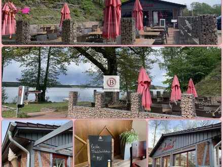 Am See: Top Gastronomie: Café, Bar, Restaurant in reizvoller Lage