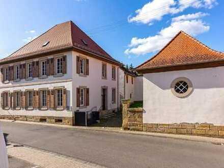 Herrschaftliche Villa in Odenbach zu vermieten
