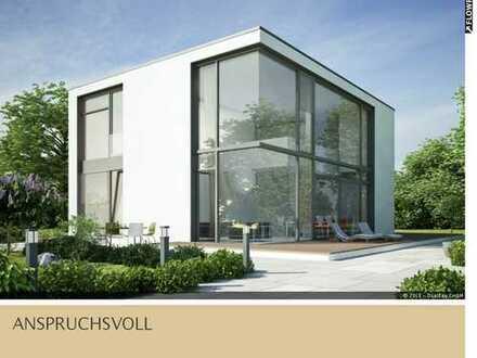 Kettwig-Glas Designhaus mit unverbaubarem Blick ins Grüne- Traumlage