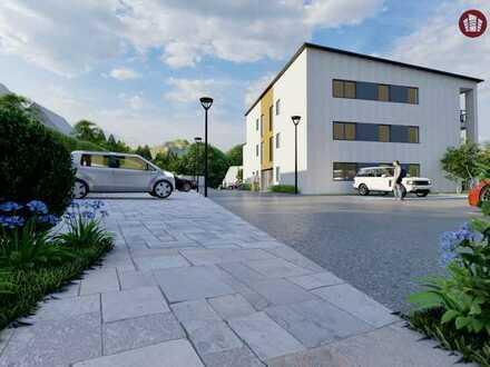 Hier kommen Sie zur Ruhe: Weitläufiges 2-Zimmer Apartment im EG mit Südbalkon
