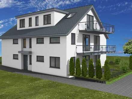 Erstbezug: stilvolle 2-Zimmer-Wohnung mit Einbauküche und Balkon in Mühlheim