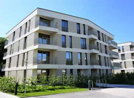 Erstbezug! Sehr schöne 1-Zimmer-Neubauwohnung mit Garten, S-Bahn Nähe!