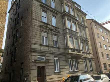 Wohnung in einzigartiger Lage in Stuttgart West mit großzügiger Terrasse