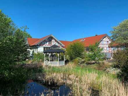 Wunderschönes Anwesen mit Weitblick im Oberallgäu