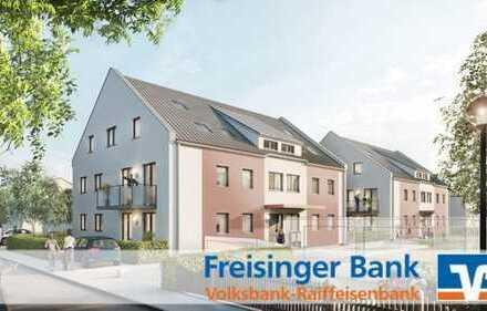Bauabschnitt II Sudetenlandpark in Moosburg - 77,31 m² mit Balkon - Haus 2 straßenseitig abgewandt