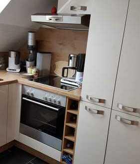 4-Zi. Dachgeschoss-Maisonette-Wohnung im Wohnpark Neukirchen *EBK*