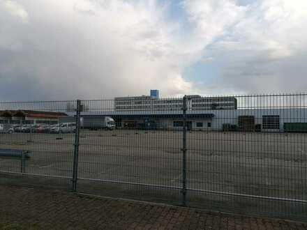 Freifläche in der Nähe der A 61 in Hockenheim zu vermieten !