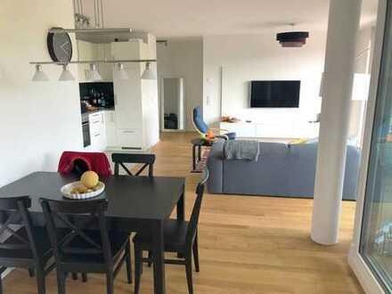 All Inclusive! Wunderschöne Möblierte Wohnung am Europaviertel