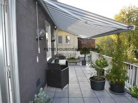 Top! Moderne, helle 2-Zimmerwohnung mit großer Sonnenterasse, Pantry-Küche Bestlage Klettenberg