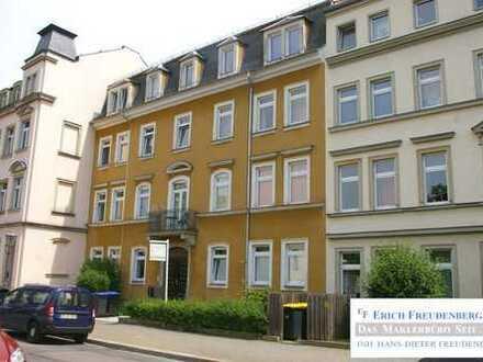WG-geeignete 2-Zi.Whg. mit Laminat, Bad mit Fenster u. Badewanne u. separater Küche in 01277 Dresden