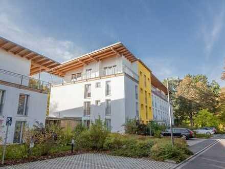 Penthouse Wohnung auf dem Park Campus