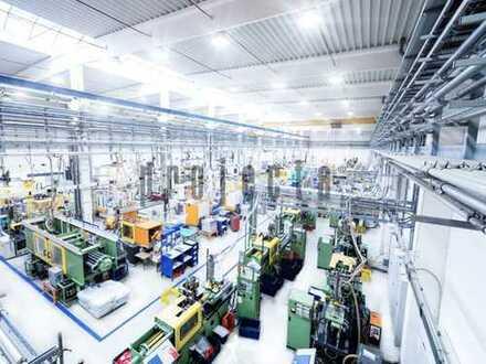Industrie-/Produktionshalle in FFM-WEST!!! Besichtigung: 0151-510-16-422