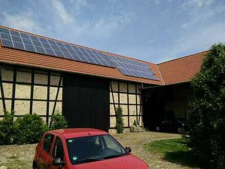 Gepflegte 2-Zimmer-Terrassenwohnung mit EBK in Schandelah
