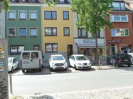 Sehr gepflegtes 4-Familienhaus in guter Lage von Findorff