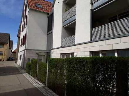 Barrierefreie 2-Zimmer-Wohnung in Löchgau zu verkaufen