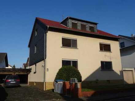 2 Ruhige und helle 2-3-Zimmer-EG/OG Wohnungen mit Terrasse/Balkon in Ober-Wöllstadt
