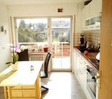 Traumhafte 2-Zimmer Wohnung mit riesigem Balkon in Bonn Lengsdorf