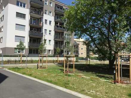 Exclusive 5-Raumwohnung, Balkon, 2x Bad, Aufzug, TG-Stellplatz, EBK mit Ablöse