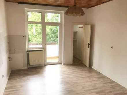 Hagen-Haspe - 1. OG - 2 Zimmer Küche Bad mit Balkon