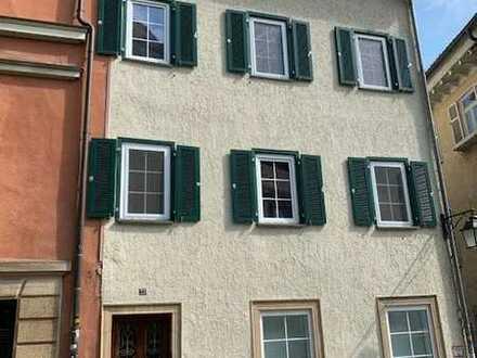 Möbliertes Wohnen auf der Altstadtmauer! 1 Zimmer Wohnung mit allem Comfort