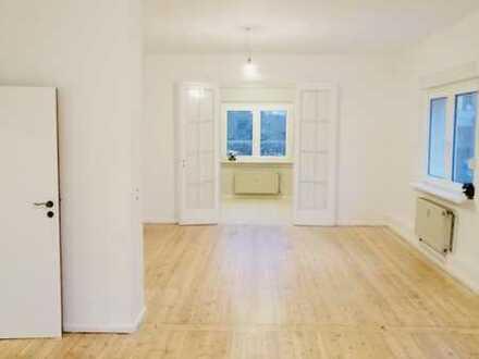 Wohnen wie im Eigenheim - Sanierte 3-Zimmer-Wohnung mit Garten