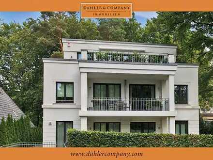 Stilvolle Eigentumswohnung mit Garten