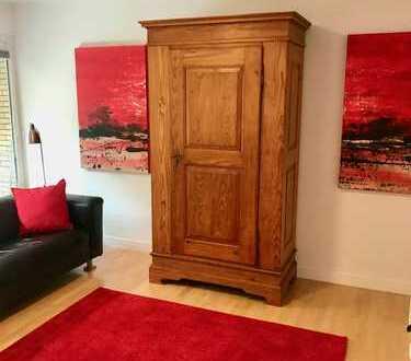 Erstbezug / sanierte & luxuriös ausgestattete 2-Zimmer-Wohnung