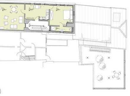 Schöne 3-Zimmerwohnung im Denkmal, Erstbezug nach Sanierung