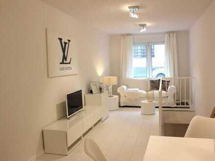 Tolles Maisonette Apartment (möbliert) in bester Innenstadtlage von Köln • gegenüber Rheinauhafen