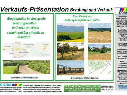 PACHT! Landwirtschaftliche Grundstücke Worms Horchheim ANLAGE für VERPACHTUNG Metropolregion RN