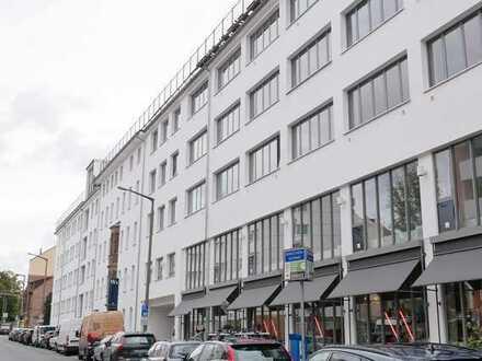 Kapitalanlage im WATERSIDE! 1-Zimmer Wohnung in Top Wohnlage am Wöhrder See (Parkett, Aufzug, ...)