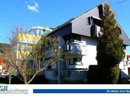 +++ helle 2-Zimmer Wohnung mit Küche und Balkon in Zentrumsnähe von Haslach +++
