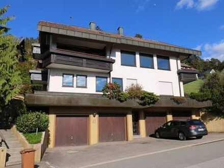 Exklusives 2-Familienhaus mit 4 Garagen in sonniger, ruhiger Aussichtslage von Baiersbronn/ Oberdorf