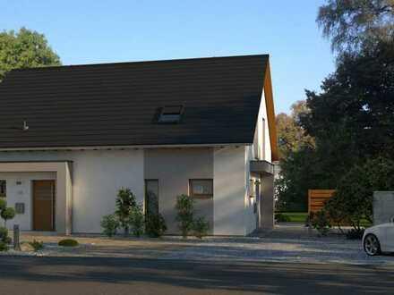 * Generationenhaus mit Keller * Wohlfühlatmosphäre garantiert * KfW 55 im Standard *