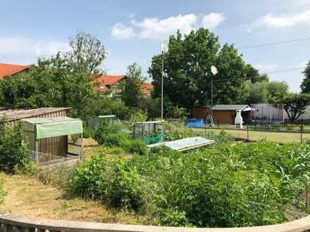 erschloßener Bauplatz in Giengen-Burgberg zu verkaufen.