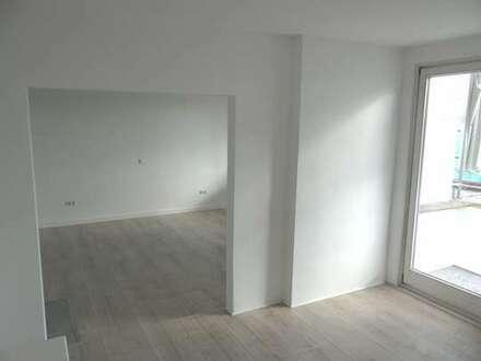 Wohnen mit toller Aussicht - Gepflegte 3-4 Zimmer DG-Wohnung im östlichem Ringgebiet mit Garage