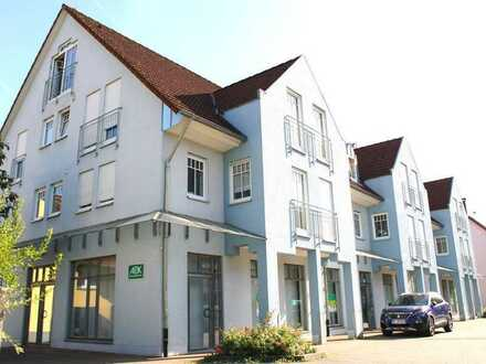 Gepflegte 3-Zimmer-Dachgeschosswohnung mit Balkon in Zell am Harmersbach