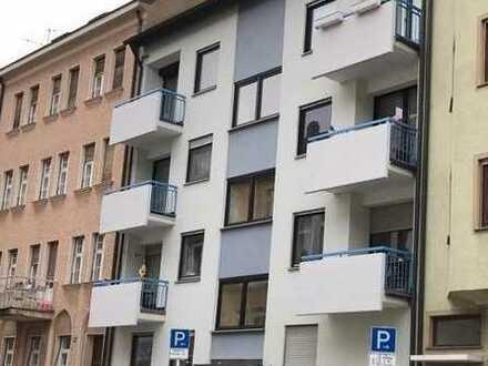 Erstbezug nach Sanierung: ansprechende 2-Zimmer-Wohnung mit Balkon in Bamberg