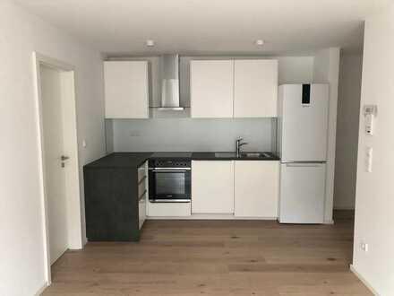 Erstbezug: stilvolle 2-Zimmer-Erdgeschosswohnung mit Einbauküche in Ubstadt-Weiher